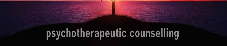 Online therapy and in person psychotherapeutic counselling